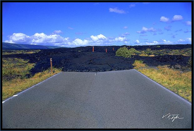 Hawaiian Landmark Images Detail